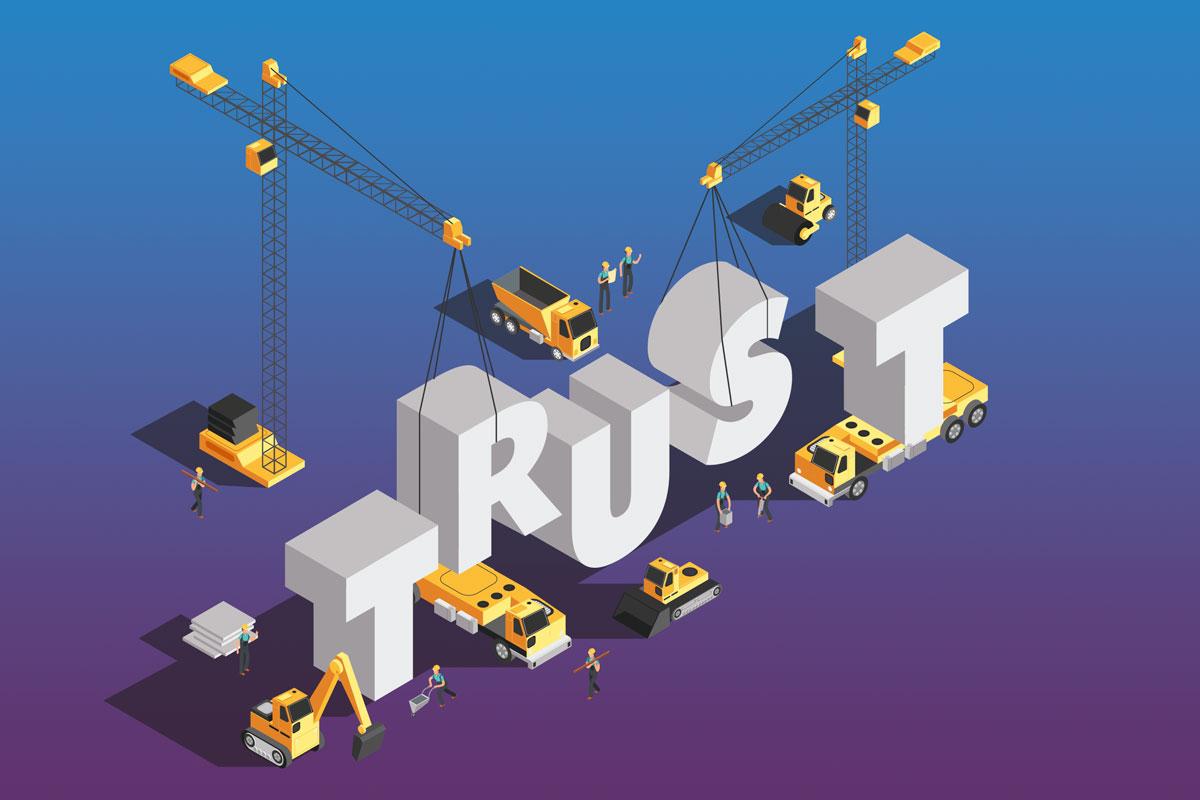 Branding builds trust in your business